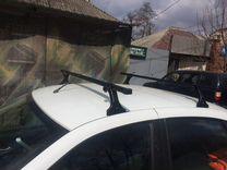 Багажник на крышу LADA Granta (сталь)