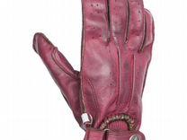 Мото перчатки BY city second skin lady garnet