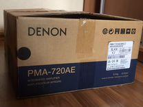 Стерео усилитель Denon PMA-720AE 2х85Вт