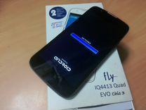 Fly IQ4413 EVO Chic 3 Quad (дефект дисплея)