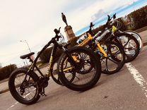 Велосипеды на литых дисках Porshe/BMW Новый. птз