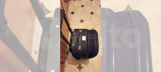 Стильный и качественный чемодан на колесах купить в Республике Удмуртия на  Avito — Объявления на сайте Авито 9e0ebe5f0a6