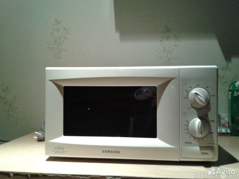 Микроволновая печь Samsung в отличном состоянии  89510718486 купить 1