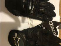 Летние перчатки для мото alpinestars и тд