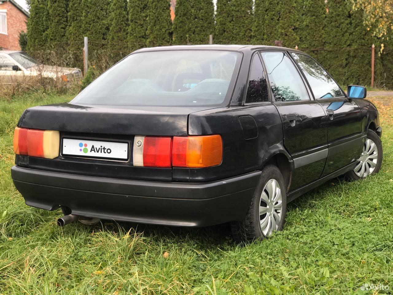 Audi 80, 1990  89097962016 купить 3