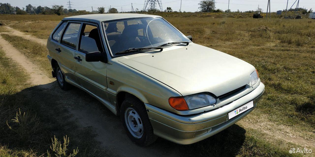 ВАЗ 2114 Samara, 2007  89586002143 купить 4