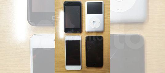 iPod Classic (80 Gb), iPod Touch 1, 2, 5 купить в Ярославской области с доставкой | Бытовая электроника | Авито