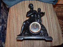 Часы Чугун Материнство.Касли 1964 год