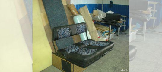 диваны для грузовиков маз камаз газель и др купить в саратовской