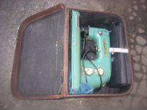 Швейные машинки советского производства