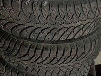 Комплект шин на дисках — Запчасти и аксессуары в Челябинске