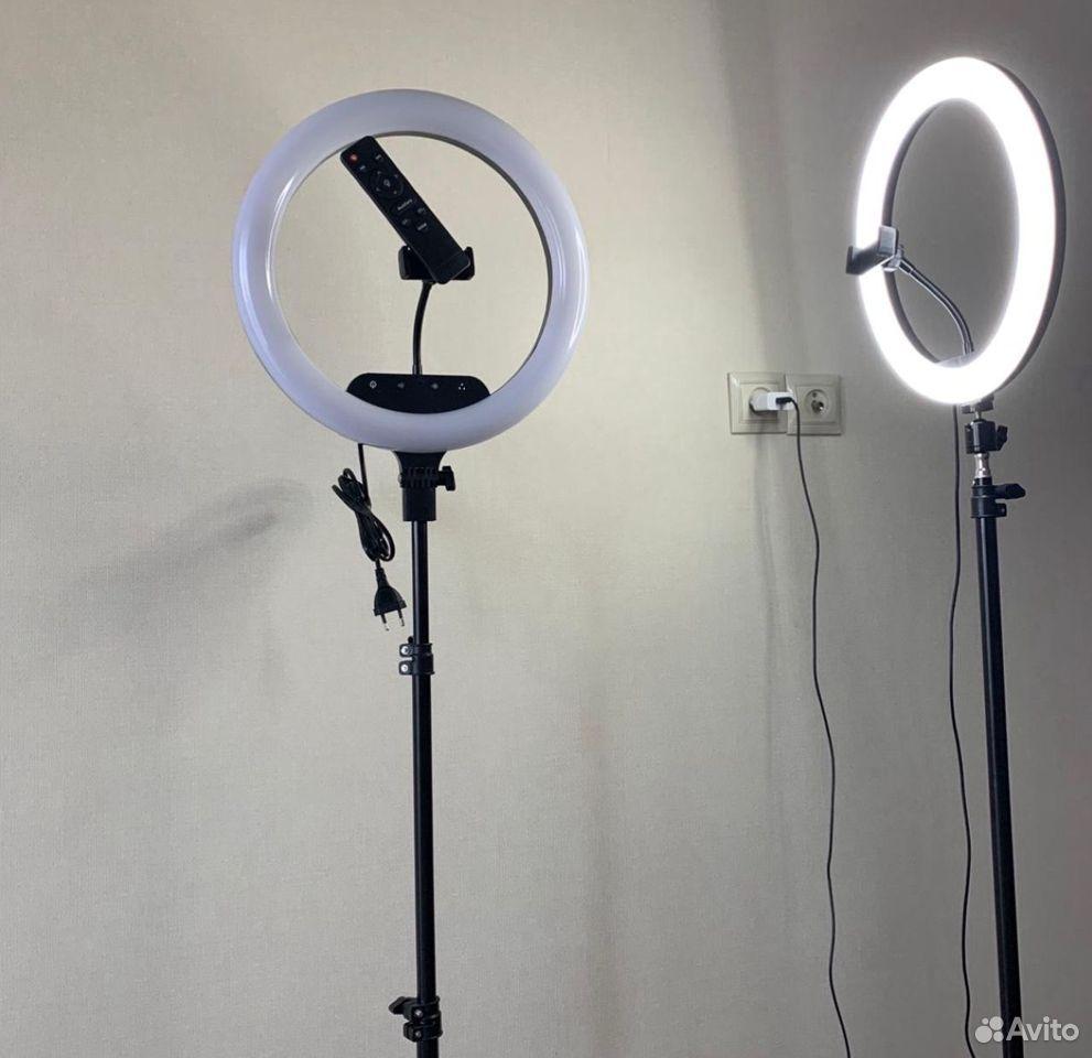 Кольцевая лампа  89297522666 купить 1