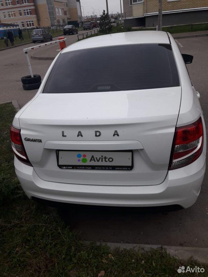 LADA Granta, 2019