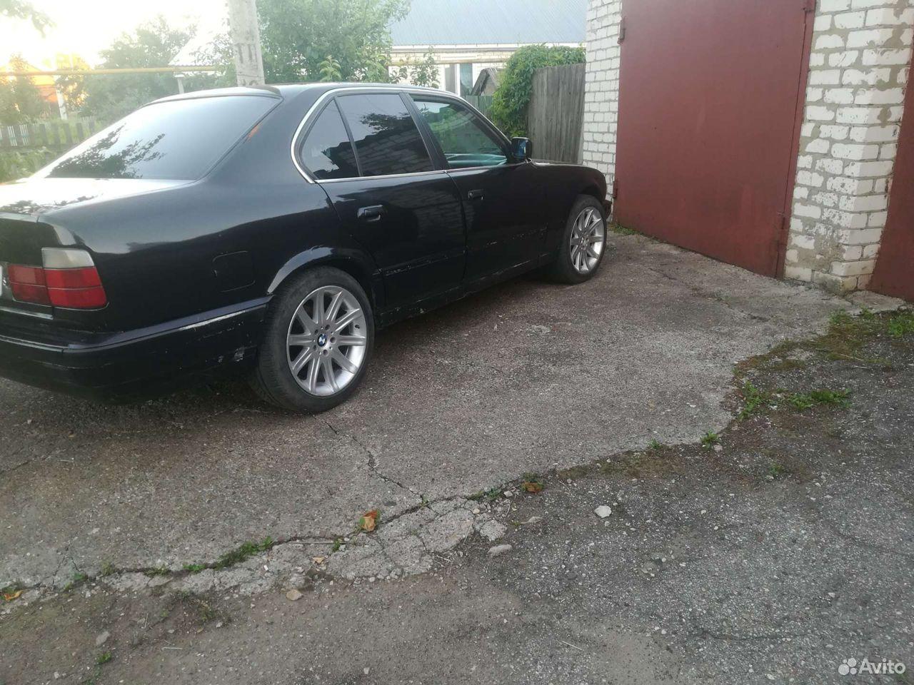 BMW 5 серия, 1990  89093572397 купить 3