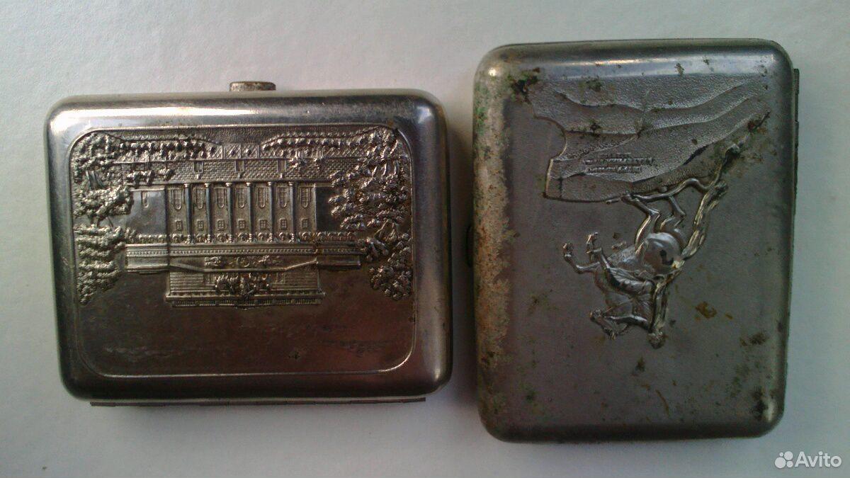 Портсигары СССР  89004918836 купить 1