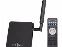 Продается тв Приставка ugoos AM3 (TV Box)