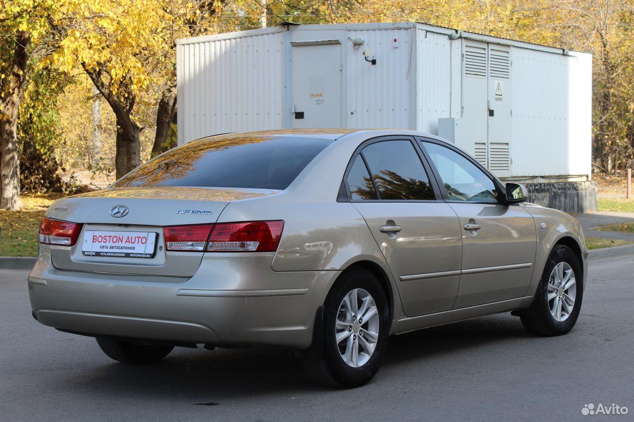 Hyundai Sonata, 2008  89195434917 купить 6