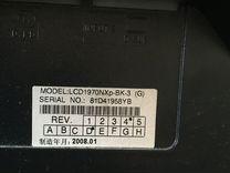 Монитор NEC модель LCD1970NXp