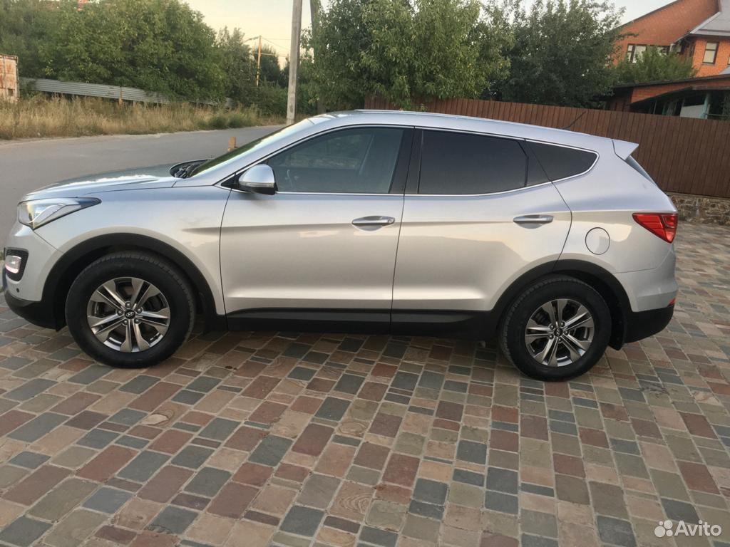 Hyundai Santa Fe, 2014  89584757524 купить 3