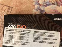 Ssd SAMSUNG 970 EVO m.2 500 gb PCI-expresses