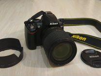 Nikon D3000 18-105mm