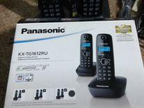 Радиотелефон Panasonic KX-TG1612 RU