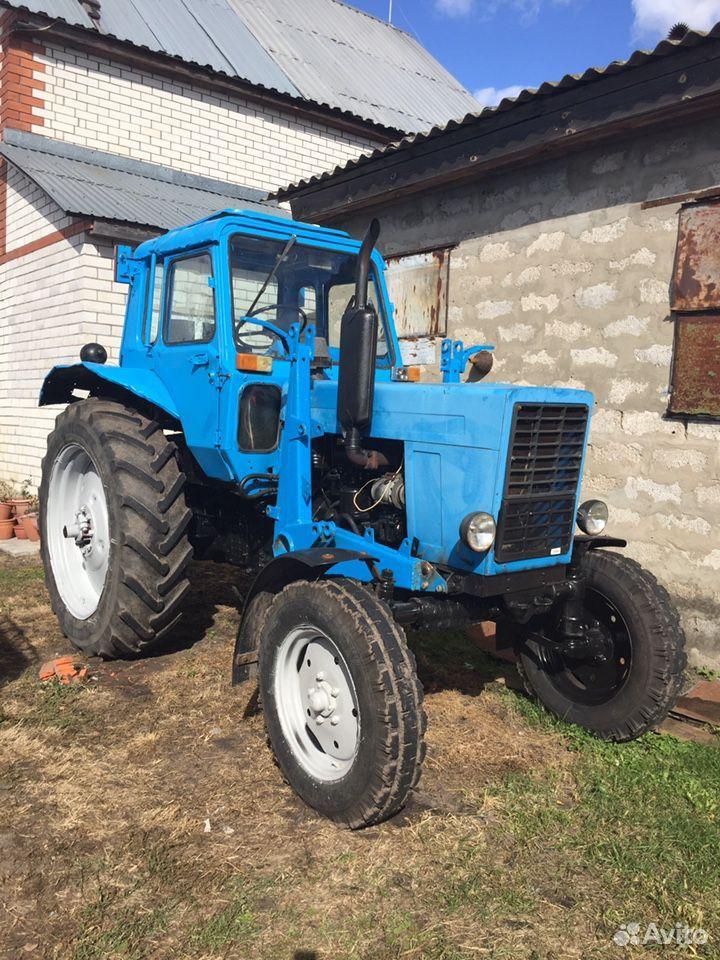 Трактор мтз 80  89066586967 купить 4