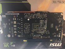 Видеокарта GTX 1060 6Gb MSI