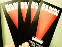 Билеты на концерт Rammstein Рамштайн в Москве