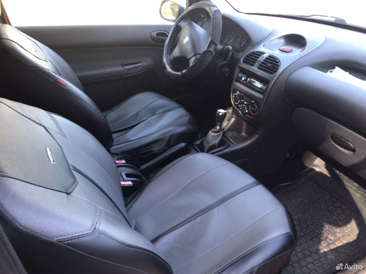 Peugeot 206, 2006  89185307647 купить 6
