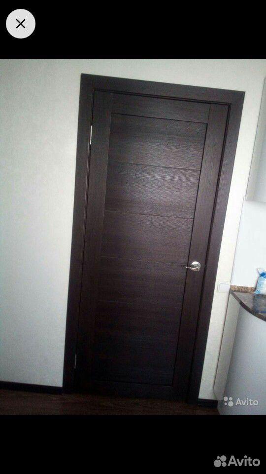 Коробки для межкомнатных дверей(венге) с доборами