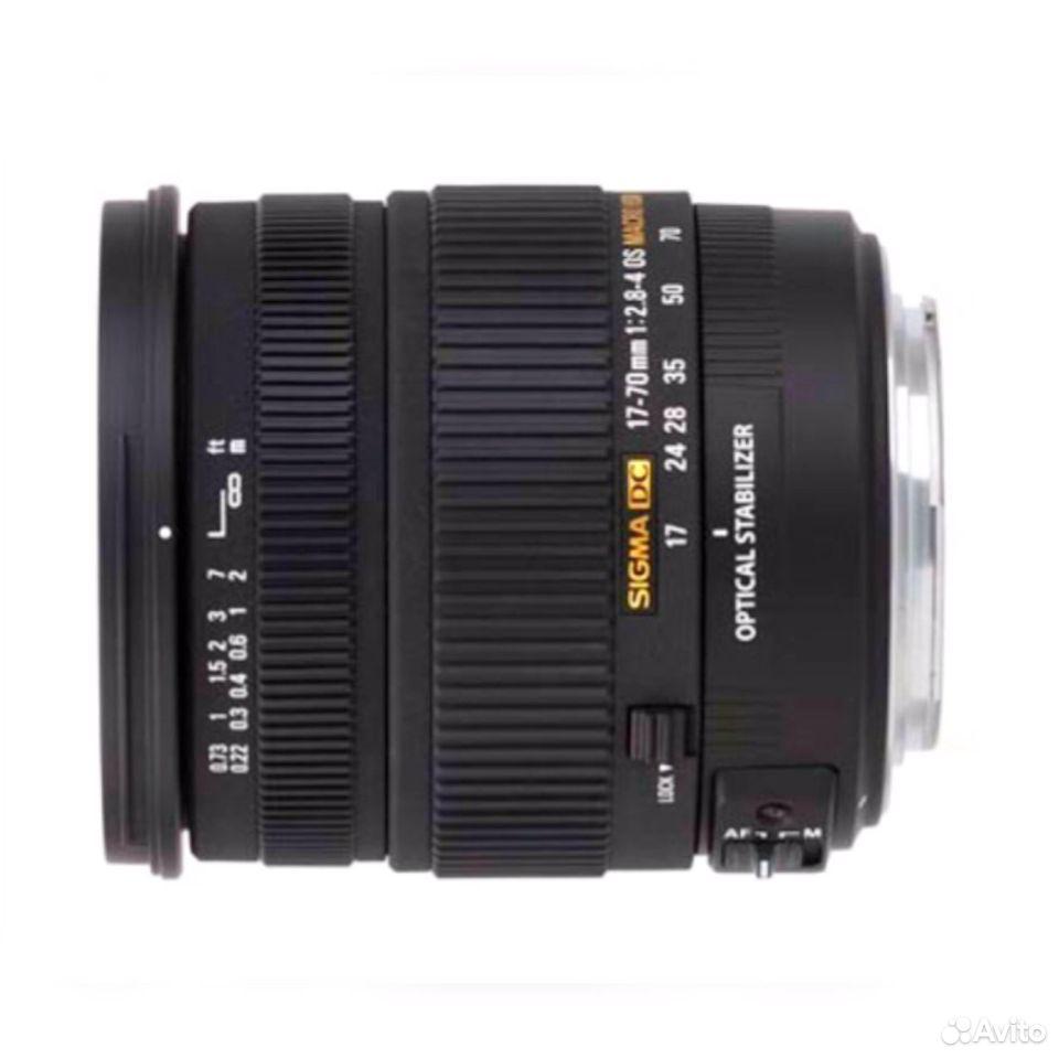 Canon 550d с обьективом sigma 17-7