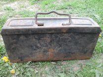 Ящик для ленты от MG-34 (42) образца 41 года