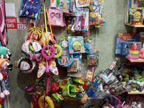 Магазин детских игрушек (высокая проходимость)