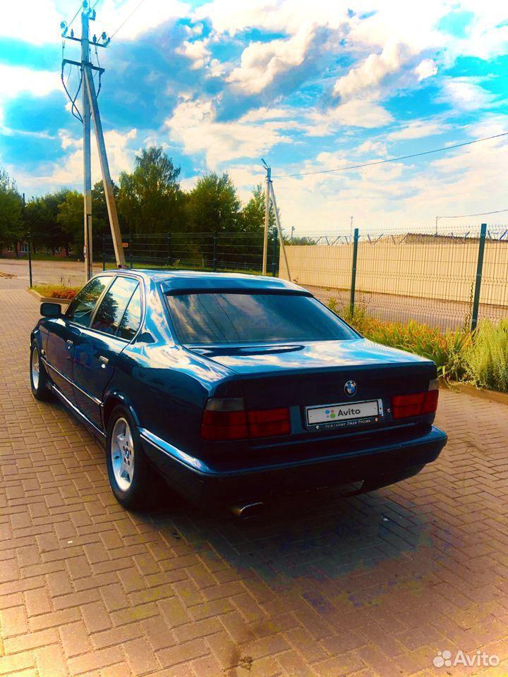 BMW 5 серия, 1992  89097810175 купить 3