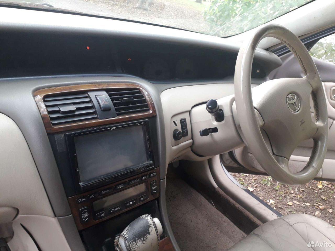 Toyota Pronard, 2000  89098154089 купить 7