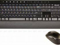 Беспроводная клавиатура и мышь Microsoft Wireless