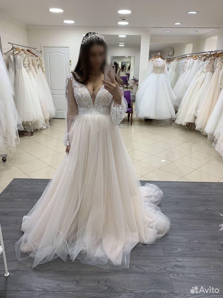 Свадебное платье  89118903500 купить 1