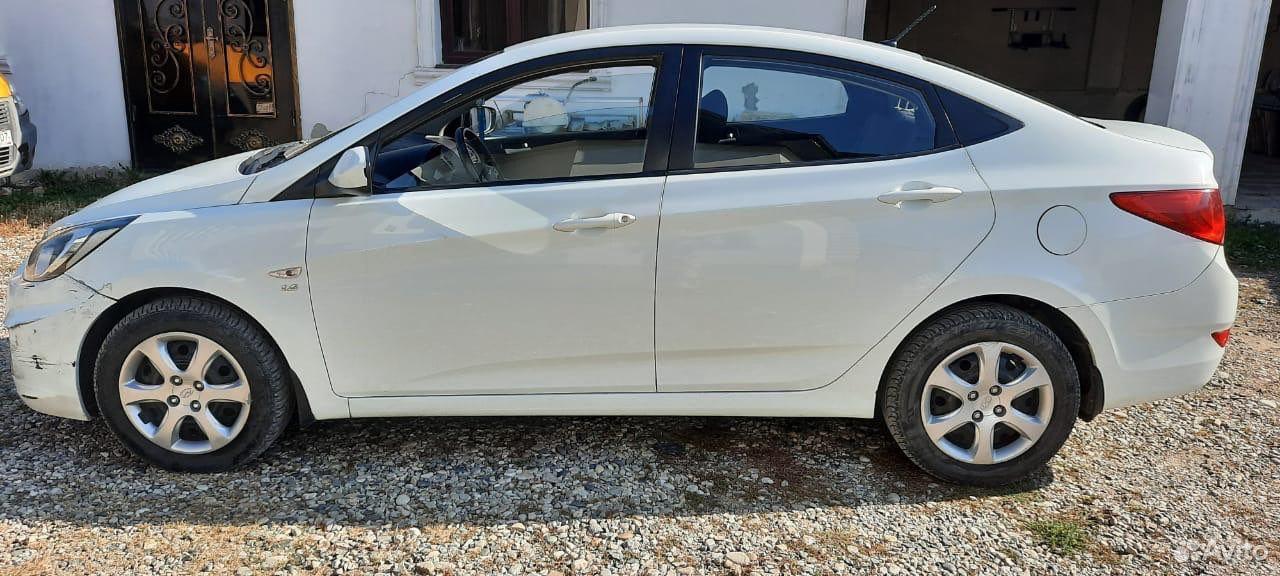 Hyundai Solaris, 2011  89604255877 купить 1