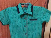 Рубашка цветная