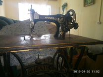 Швейная машина phoenix
