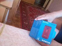 Телефон ракушка, новый