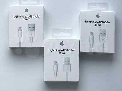 Lightning кабель для iPhone, iPad