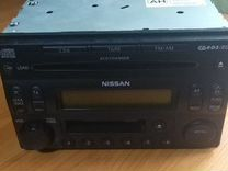 Магнитола Nissan Murano z50