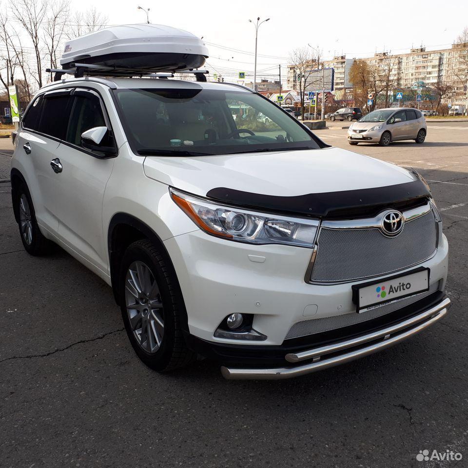 Toyota Highlander, 2014 89638200277 купить 1
