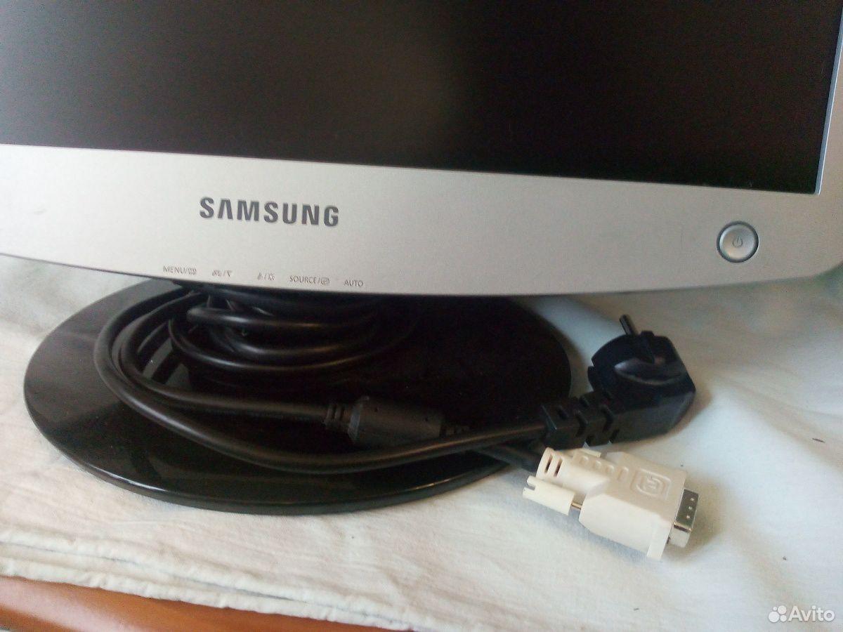 Монитор Samsung 19 дюймов, ремонт или на запчасти  89046800171 купить 2