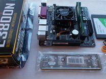 GA-E3800N / 4 ядра / 4 Gb / HD 8280 / с Проверкой
