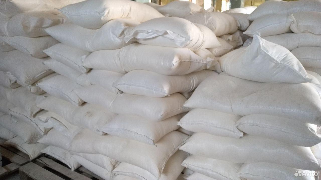 Мука пшеничная хлебопекарная 1 сорт  89835257506 купить 1