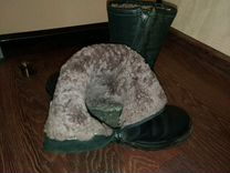 Зимние сапоги на мальчика 38 размер