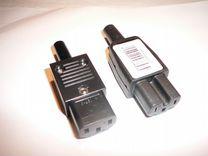 Розетка приборная IEC320 C13